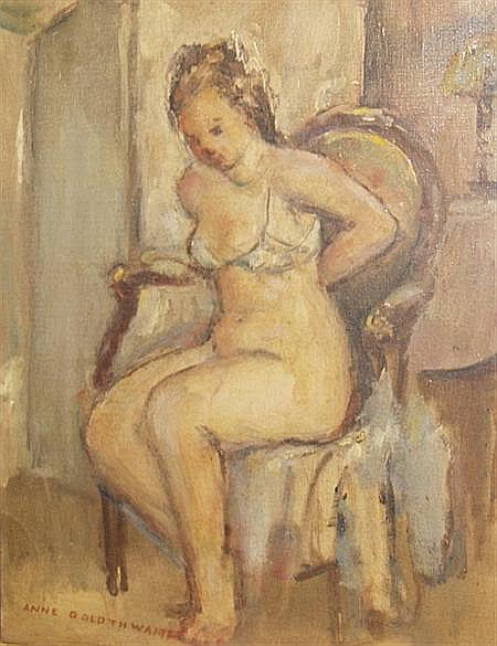 Reproductions of Anne Goldthwaite's Painting - In the Boudoir