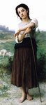 William Bouguereau Oil Paintings Reproduction of Bergere