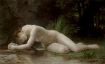 Depictions of nude women by William Bouguereau Biblis
