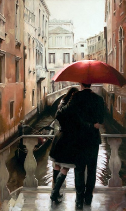 Daniel Del Orfano Lost in Venice Reproductions of paintings