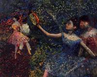 Reproduction of Dancer and Tambourine 1897