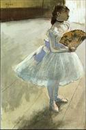 Reproduction of Dancer with a Fan 1879