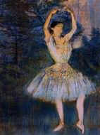 Reproduction of Dancer with Raised Arms 1891