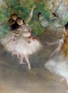 Reproduction of Dancers 1878