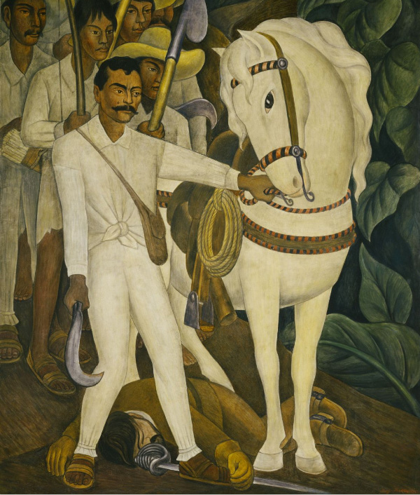 Diego rivera reproductions of masters paintings for Diego rivera mural paintings