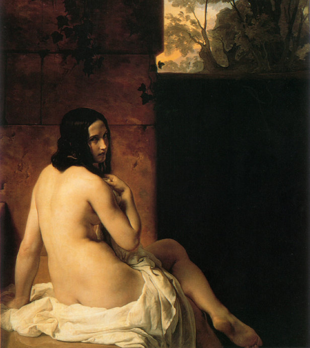 Reproductions of Francesco Hayez's oil painting