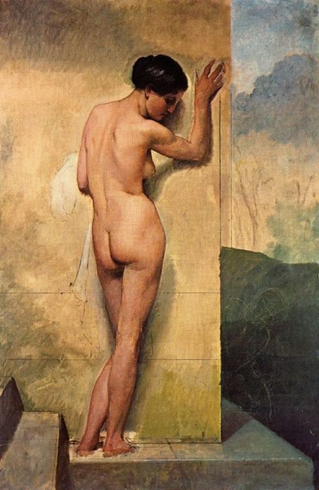 Copy of Francesco Hayez's oil painting art