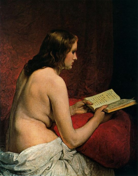 Copy of Francesco Hayez's painting art