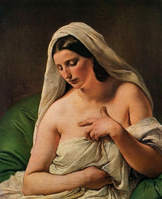 Copy of Francesco Hayez's art