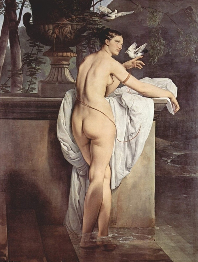 Reproductions of Francesco Hayez's oil painting art