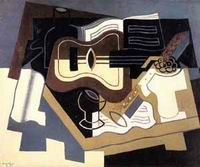 Reproduction of Guitar with Clarinet 1920
