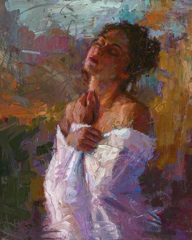 Reproductions of Henry Asencio's paintings, Bliss