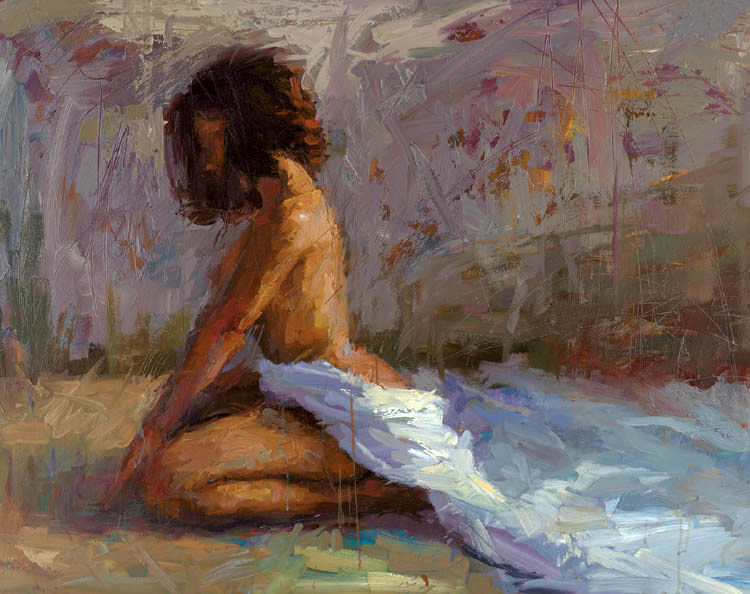Reproductions of Henry Asencio's paintings Epiphany