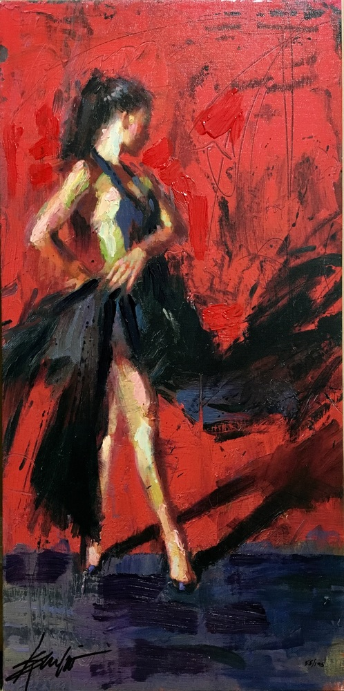 Reproductions of Henry Asencio's paintings italia