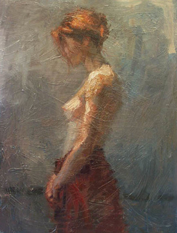 Reproductions of Henry Asencio's galleries, afternoon light