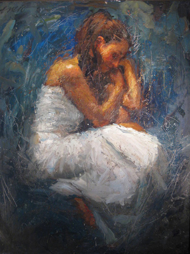 Reproductions of Henry Asencio's art,at rest