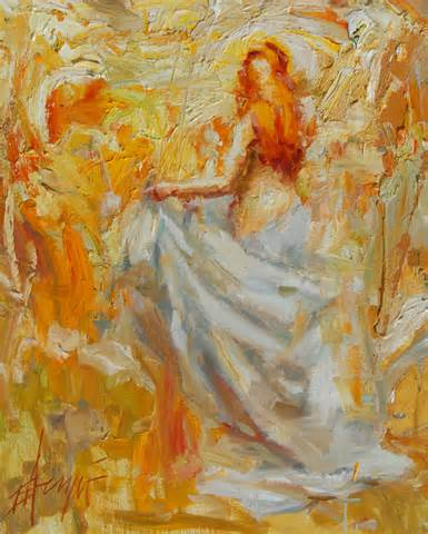 Reproductions of Henry Asencio's art gallery, essence of woman