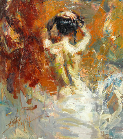 Henry Asencio's painting artwork galleries, resolve