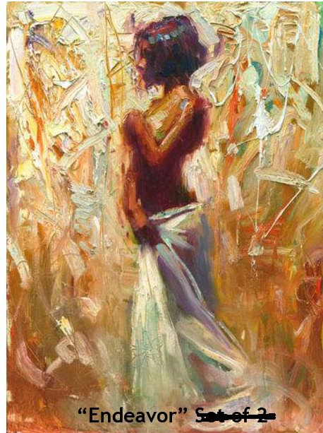 Reproductions of Henry Asencio's endeavor