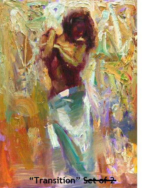 Reproductions of Henry Asencio's transition