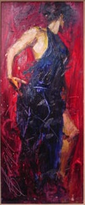 Reproductions of Henry Asencio's art Midnight