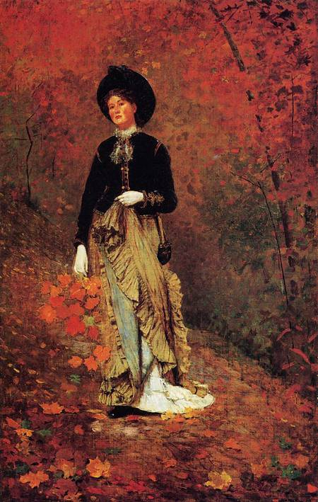 Reproductions of Winslow Homer's paintings Autumn 1877