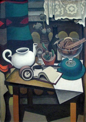 Reproductions of KapakaweB's painting for sale,Old Still Life