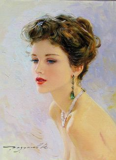 Reproduction Konstantin Razumov paintiings