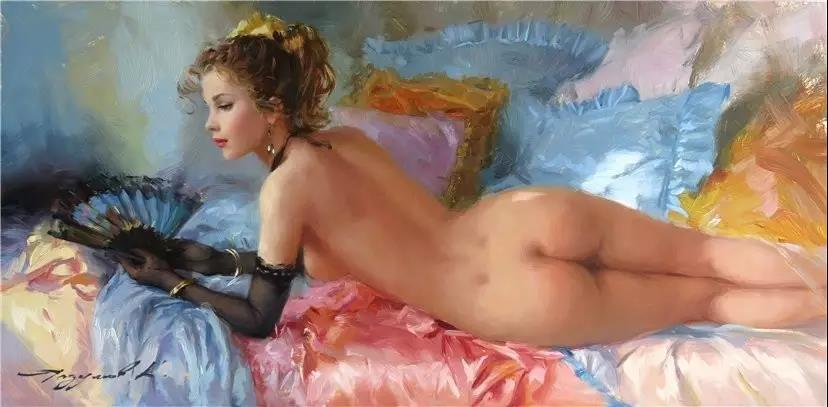 Konstantin Razumov paintings reproductions on canvas