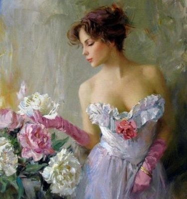 Reproduction Konstantin Razumov art no framed or framed painting - Click Image to Close