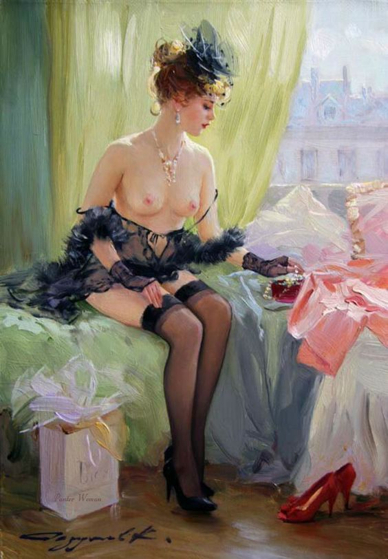 Konstantin Razumov fine art reproduction on canvas