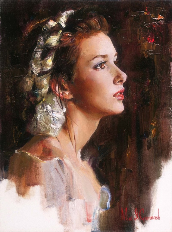 Reproduction Tomorrow Will Come Michael And Inessa Garmash art