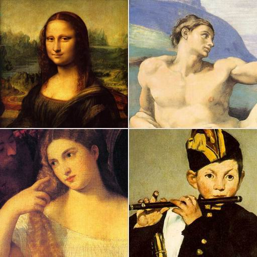 4 pics Famous Modern Abstrac oil paintingin the world