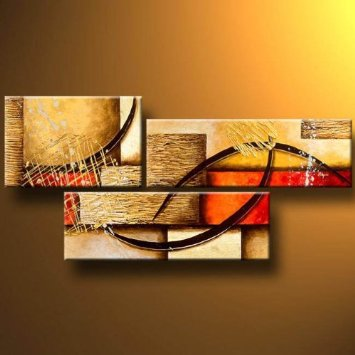 Abstract Paintings Modern Art Oil Painting on Canvas Wall Art