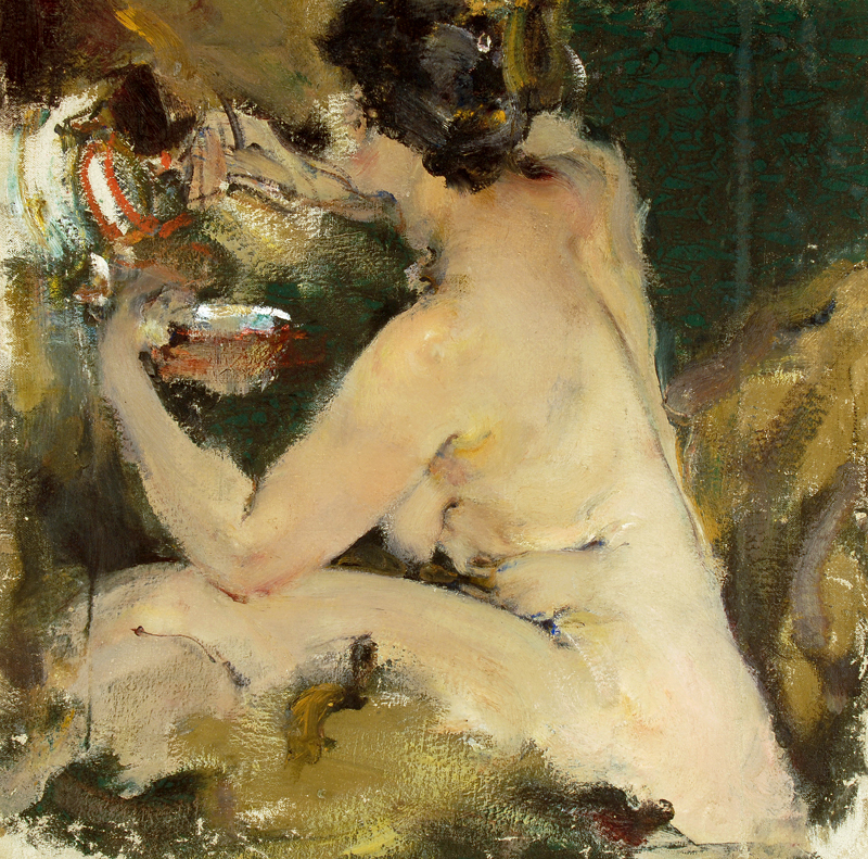 Reproductions of Nicolai Fechin painting artwork