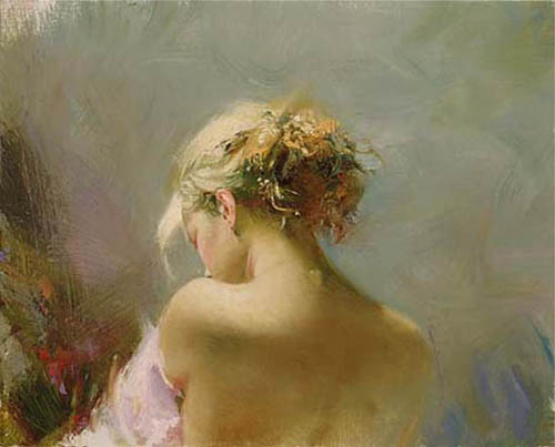 Pino Daeni's art Desire Pino painting reproductions on canvas