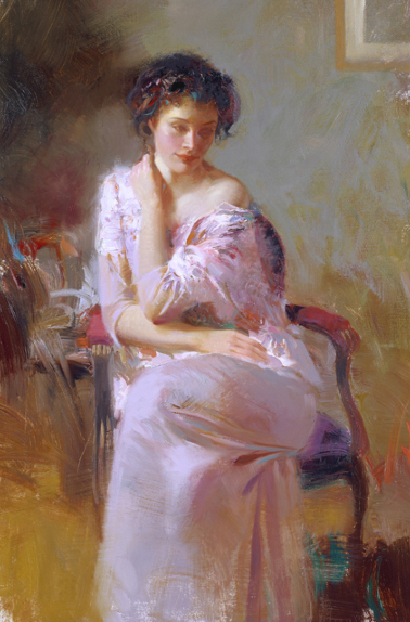 Pino daeni paintings Sublime Beauty reproductions on canvas