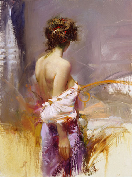 Pino Daeni oil paintings Twilight Reproductions of paintinigs