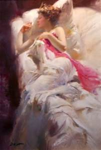 Pino Daeni painting art, Reproductions of Pino Daeni paintings