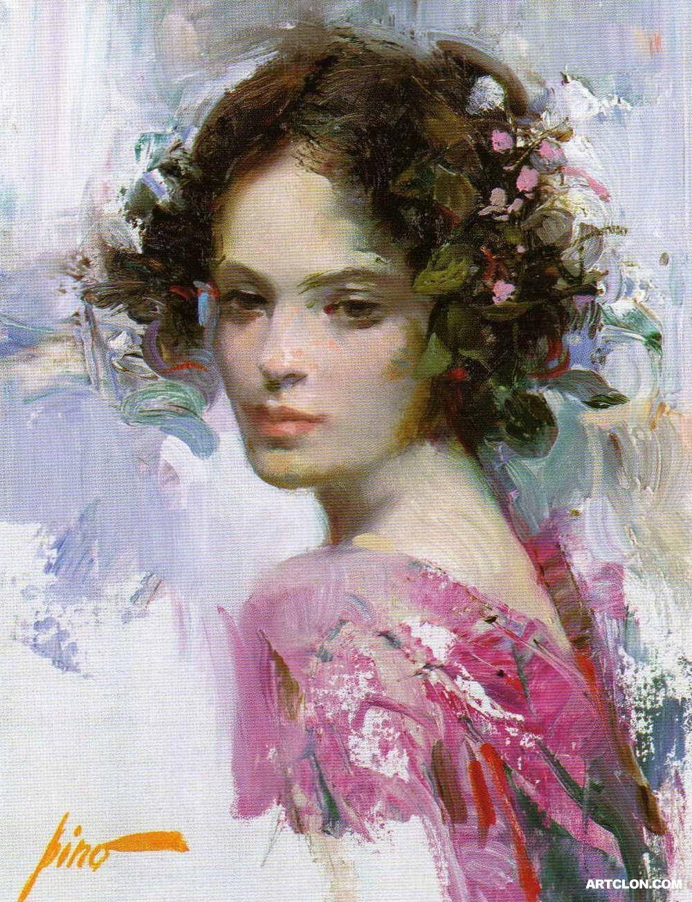 Pino Daeni paintings, Reproductions of Pino Daeni's artwork