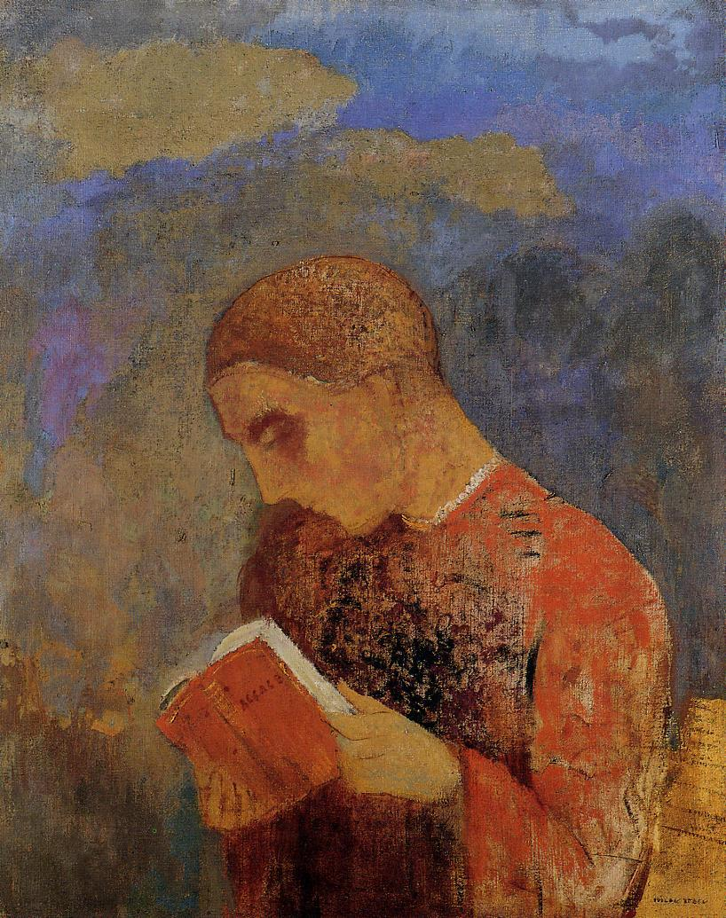 Reproductions of Odilon Redon's art Alsace