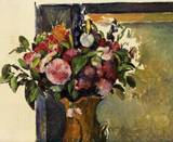 Reproduction of Flowers in a Vase 1879 1882