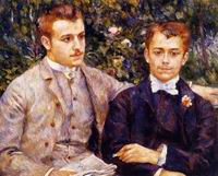 Pierre-Auguste Renoir A Charles and Georges Durand-Ruel 1882