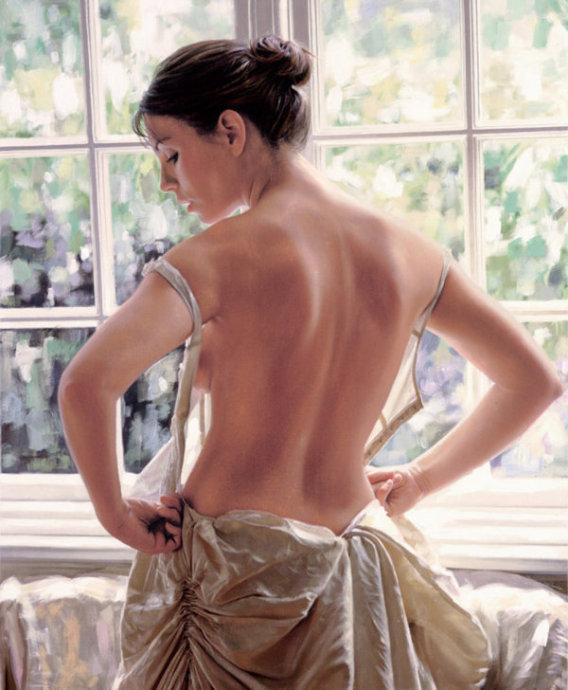 Rob Hefferan figurative painting