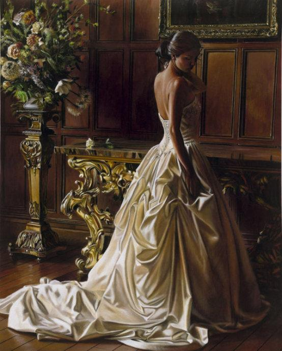 Reproductions of Rob Hefferan figurative paintings