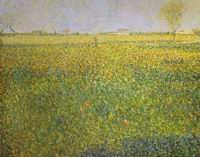 Reproduction of Alfalfa La Lucerne Saint Denis 1885-86
