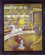 Reproduction of The Circus 1890-91