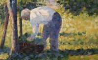 Reproduction of The Gardener