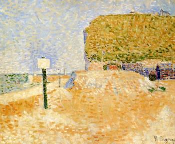 Reproductions of Paul Signac paintings, Fecamp, Sunshine