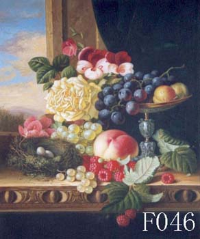 Still Life, Handmade oil painting on Canvas:still lifeF0046